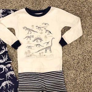 Carter's Pajamas - 5/$25, 2 pairs of boys pajamas by Carter's, 2T